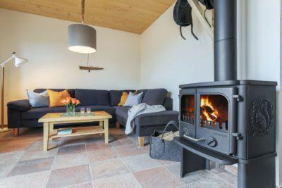Ferienhaus für 6 Personen mit Kamin