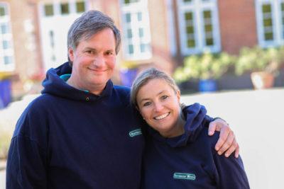 Andreas und Sonja Witt