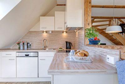 Ferienwohnung Südblick Küche