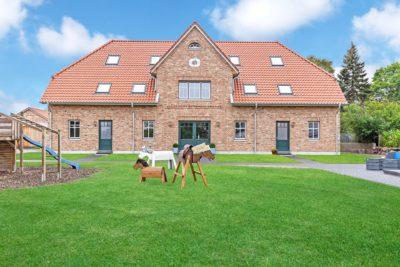 Ferienwohnungen Neues Bauernhaus Front auf dem Küselhof